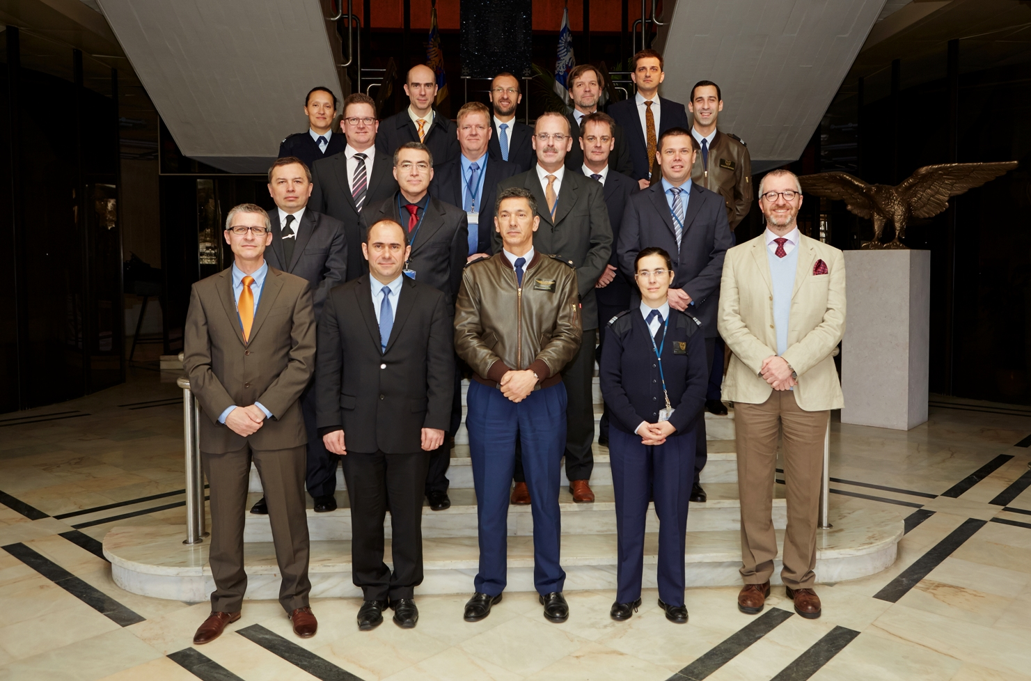Reunião da TF3 do Fórum Military Airworthiness Authorities